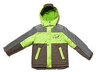 Детская куртка для мальчика (98-134 в расцветках), фото 1