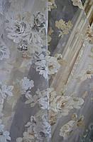 Тюль из органзы 1220, фото 1