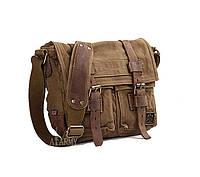 Мужская сумка Akarmy | коричневая, фото 1