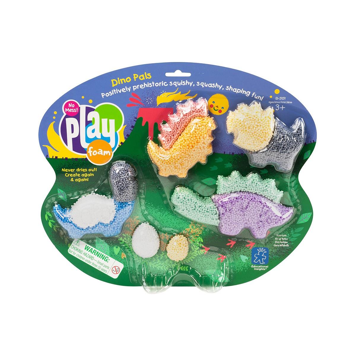 Набор шарикового пластилина Educational Insights - Динозаврики