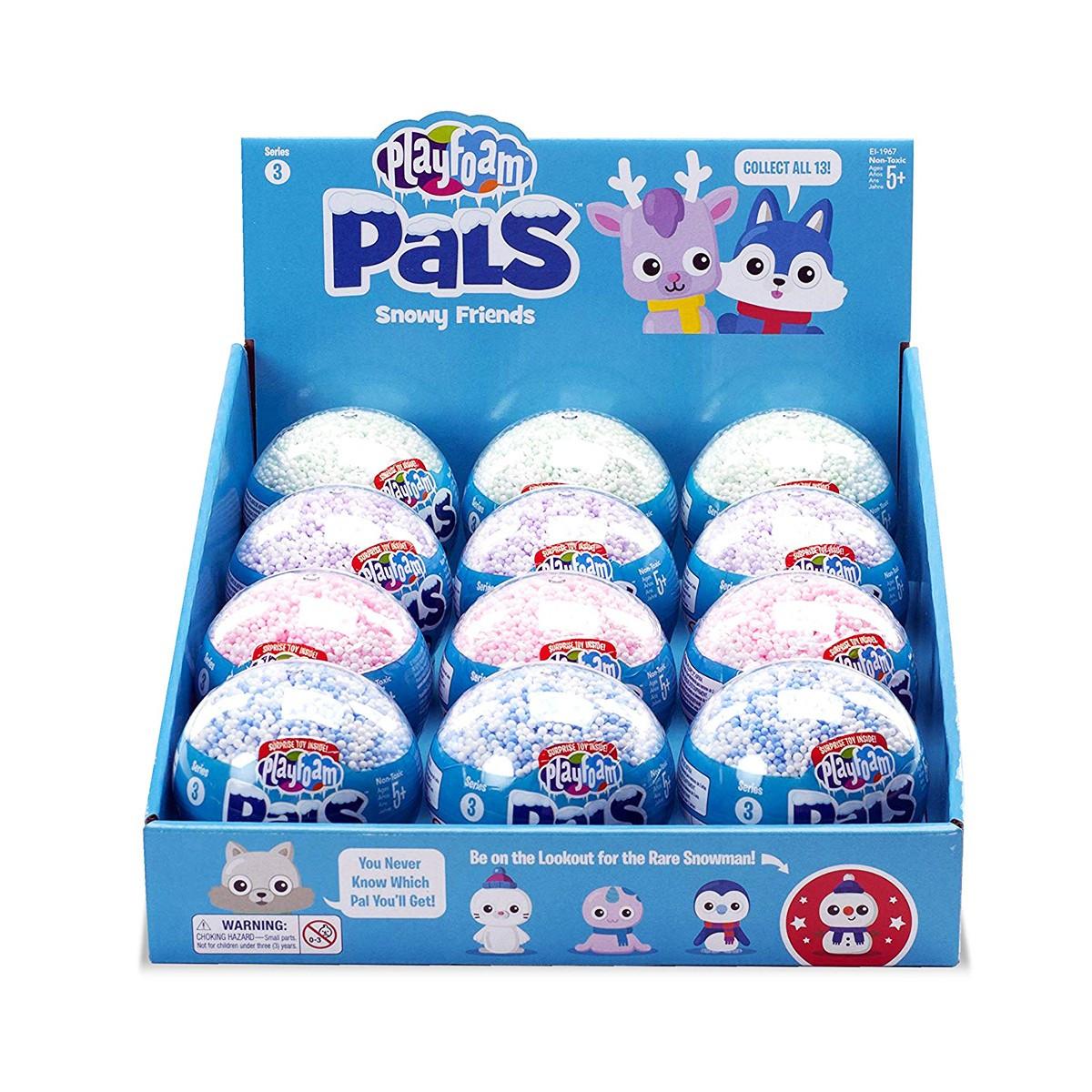 Шариковый пластилин Educational Insights S3 - Снежные Друзья (в ассортименте)