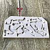 3DфутболистСиликоновыйFondantMoldCake Decorating Chocolate Sugarcraft Пресс-формы для выпечки 1TopShop, фото 4