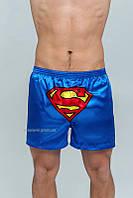 Мужские смешные семейные трусы с приколом - Супермэн Вселенной DC 11-7
