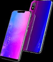 Смартфон Elephone A4 Pro Purple 4/64 gb MediaTek Helio P23 (MT6763) 3000 мАч