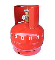 Баллон газовый бытовой Novogas, 5л