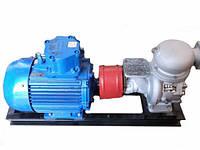 Электронасосный агрегат АСЦЛ-20-24 Г (левый) для нефтепродуктов и спирта