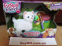 FurReal Friends Butterscotch and Friends Walking Pets Snow Lily Pet Интерактивный Котёнок, фото 1