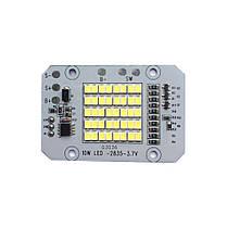 DC3.7V 10W LED Дистанционное Управление DIY Белый чип источника света для контролируемого света Солнечная Light 1TopShop, фото 3
