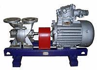 Агрегат насосный СВН-80 А с торцевым уплотнением для бензина