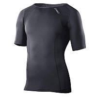 Мужская компрессионная футболка 2XU с короткими рукавами