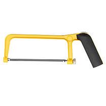 Effetool 100шт 6 дюймов 150 мм Пильная полоса Пластиковая ручка Мини-пильная рама Ножовочная стойка для деревообработки 1TopShop, фото 2