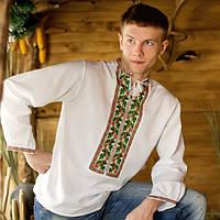 Толкование растительных орнаментов в традиционных украинских вышиванках