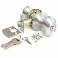 Ручка-защелка Апекс 6093-01S (ключ)