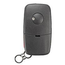 4 Кнопки Дистанционный Ключ Чехол Shell С Брелок Для VW Passat Jetta Beetle And For Golf 1TopShop, фото 3