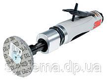 Круг шлифовальный прессованный 152,0х18,0х6,3 мм Р180 высокой жёсткости для нержавеющей стали, фото 2
