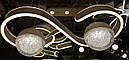 Светодиодная LED люстра потолочная 3023/2  WH, фото 3