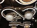 Светодиодная LED люстра потолочная 3023/2  WH, фото 6