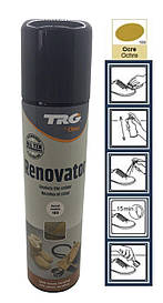 Краска цв. охра для замши и нубука TRG Renovator 250ml