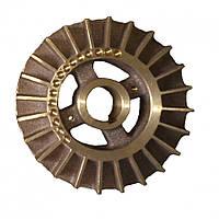 Рабочее колесо вихревое на насос СЦЛ-20-24 Г (правый)