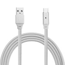 Bakeey Дыхательный свет Nylon USB Type-C 2.4A Кабель для быстрой передачи данных для Xiaomi 6 Oneplus S8 S7 1TopShop, фото 2