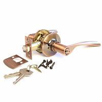 Ручка-защелка Апекс 8023-01 AС (ключ)