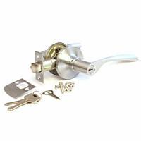 Ручка-защелка Апекс 8023-01 S (ключ)