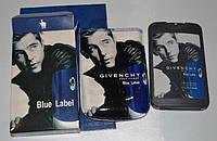 Стильные мужские духи-планшет Givenchy Blue Lable