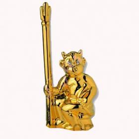 Кольцедержатель Dewal «Сатир золото» 2050-11