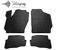 Резиновые коврики Seat Ibiza 2003-2008 Stingray