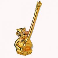 Кольцедержатель Dewal «Сатир золото» 2051-11