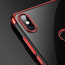 BakeeyПлакировкаSoftЗащитнаякрышкаТПУ Защитная Чехол для Xiaomi Redmi Примечание 6 Pro 1TopShop, фото 3