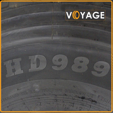 Грузовая шина Goldshield HD 989 (Строительная) 13.00R22,5, фото 2
