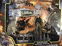Солдатики набор 6633