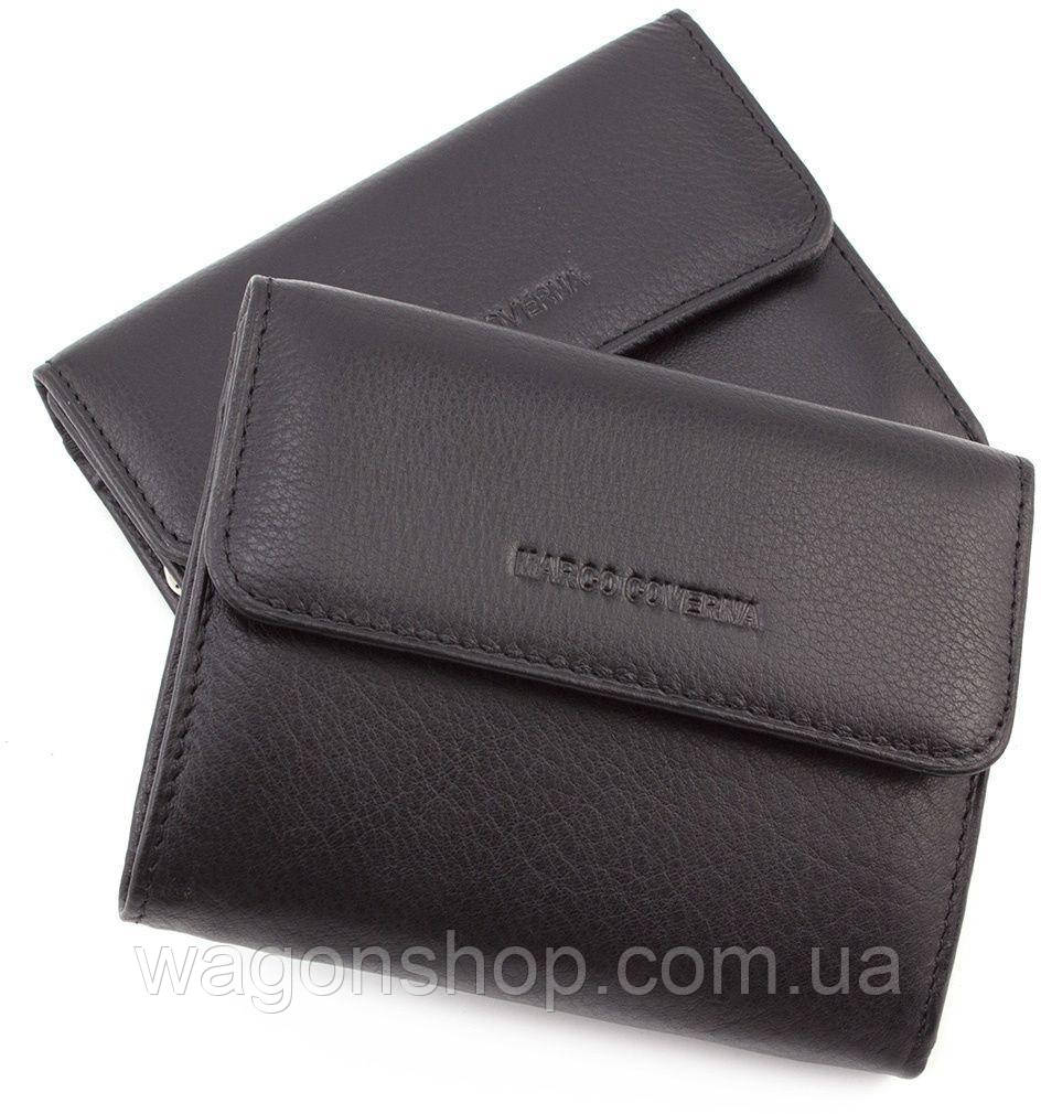 4899999b5efe Женский кожаный маленький кошелек под карточки Marco Coverna - Интернет -  магазин