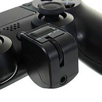 Регулятор громкости ручек Контроллер игры Наушники Управление наушниками с микрофоном для PS4 1TopShop, фото 3
