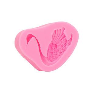 3D силиконовые формы Swan Fondant Плесень конфеты Шоколадный торт 1TopShop, фото 2