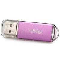 Флеш-память Verico Wanderer 4 GB Purple (1UDOV-M4PE43-NN)