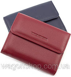 Небольшой кожаный кошелек на магнитной фиксации Marco Coverna