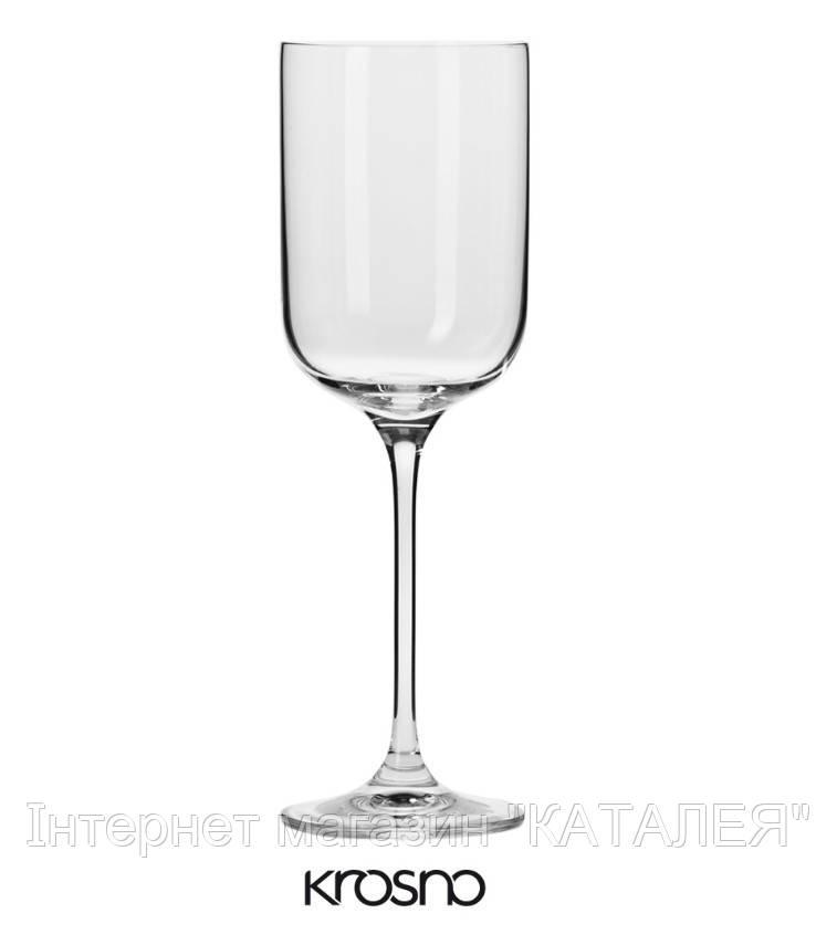 Набір келихів для бiлого вина Fusion KROSNO 6 x 270 мл