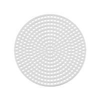 """Пластиковая канва """"Гамма"""" круг маленький,100 % полиэтилен d 7,5 см"""
