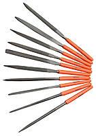 Набор надфилей прецизионных, 10 предметов Harden Tools 610622