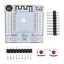 5шт. ESP-32S адаптивная плата адаптера WIFI Bluetooth Модуль ESP-WROOM-32 Модуль для DIP 1TopShop, фото 2