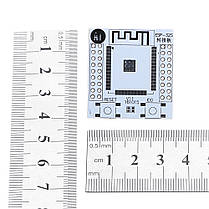 5шт. ESP-32S адаптивная плата адаптера WIFI Bluetooth Модуль ESP-WROOM-32 Модуль для DIP 1TopShop, фото 3