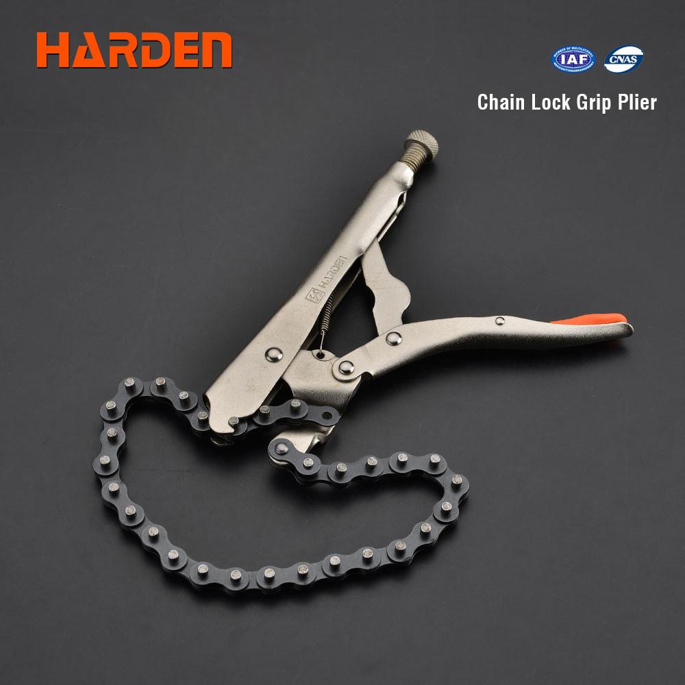 """Мультифункциональные щипцы цепной ключ профи 18"""" Harden Tools 560633"""