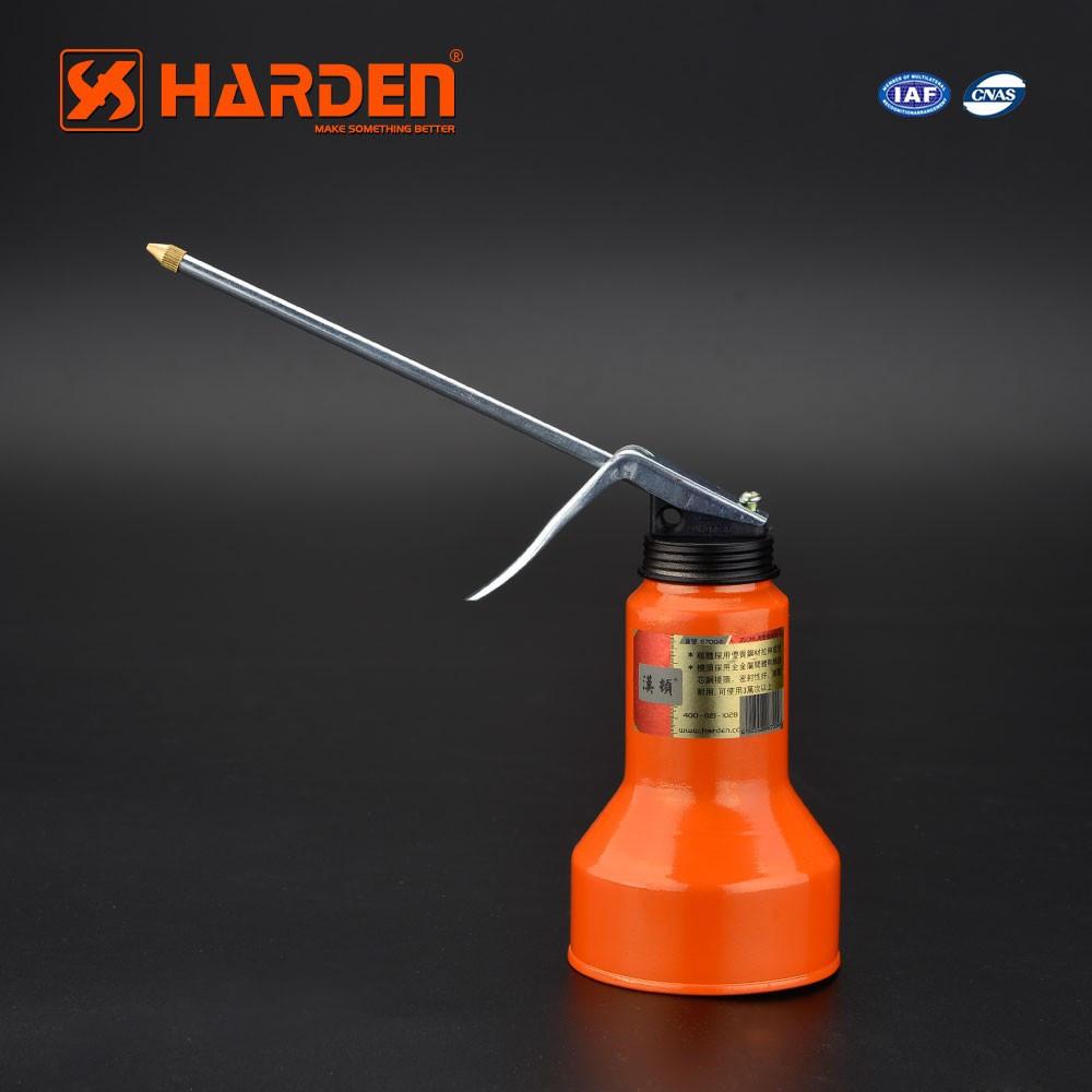 Профессиональная масленка металлическая 350 мл Harden Tools 670004