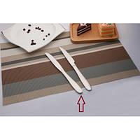 """Нож столовый  """"Premium"""" AYD (нержавеющая сталь 18/10, 3 шт. в упаковке), арт. 3120114"""