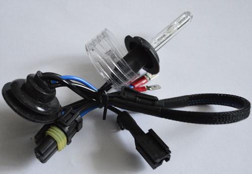 Ксеноновая лампа SL Xenon под цоколь НB3(9005)(P20d), 55Вт. 6000К.,  разъем AMP, AC