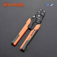 Многофункциональный обжимной стриппер 0.6-2.0 мм Harden Tools 660629