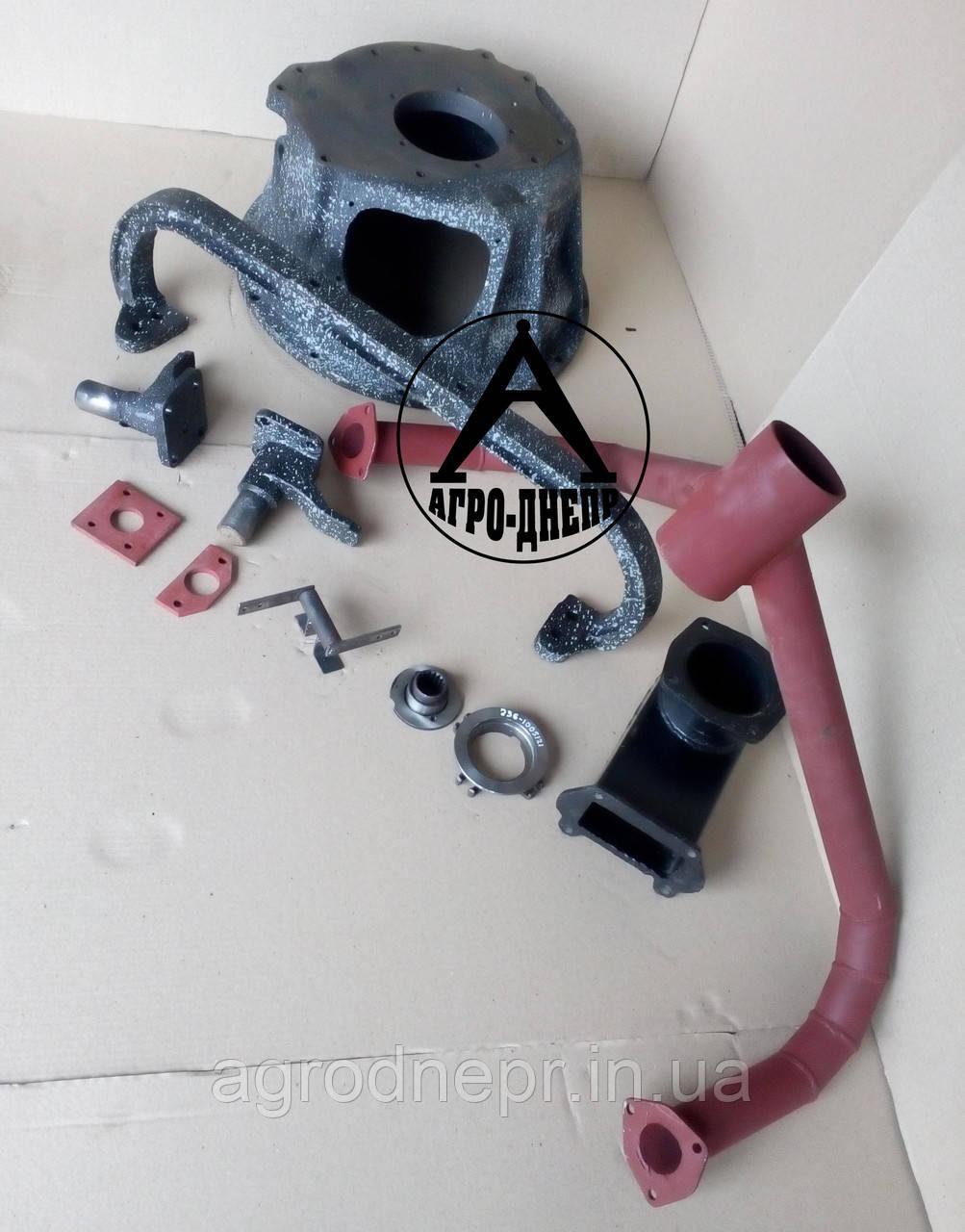 Комплект деталей для переоборудования трактора ХТЗ под двигатель ЯМЗ 236/238-Д 150.21.000 Д