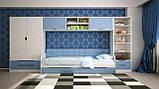 """Модульная мебель для детской комнаты """"Тетрис"""" Лион, фото 2"""